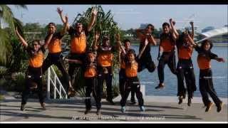 waterski 28th sea games team from putrajaya malaysia with kuasa juara theme song