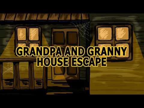 Download Grandpa And Granny House Escape