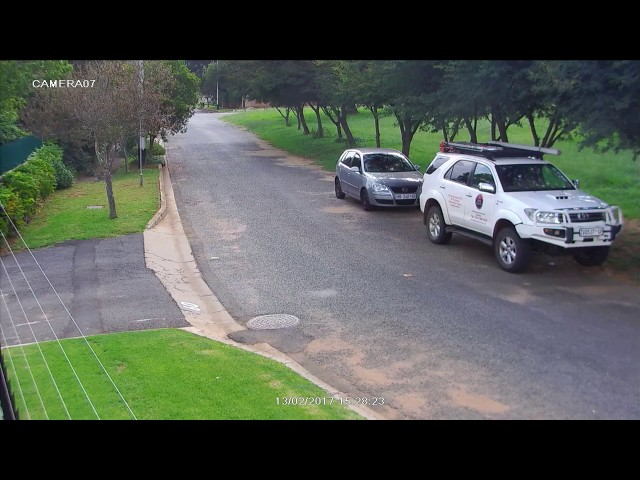 SA's dumbest criminals try to steal security company vehicle