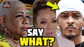 Luenell Sends Shockwaves Through The Industry Speaking On T.I. & Tiny's Sexual Assault Allegations!