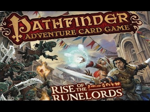 PATHFINDER ADVENTURES Gameplay iOS / Android