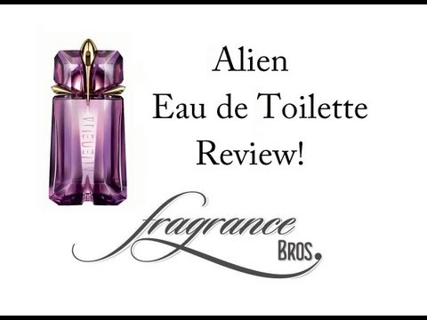 Thierry Mugler Alien EDT Review! The boxer dropper