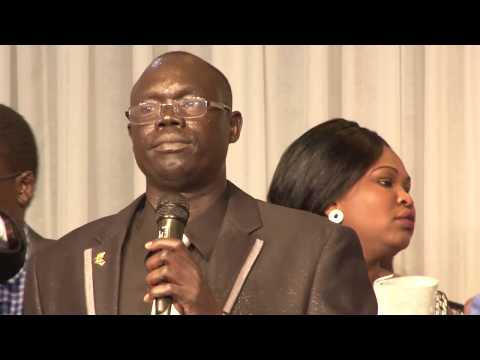 Nathaniel Garang Anyieth