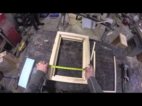 Insulated Beehive Making- Part 3 Insulated Bottom Board and Waterproof Roof