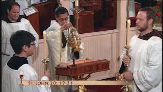 Daily Catholic Mass - 2018-04-22 - Fr. Miguel