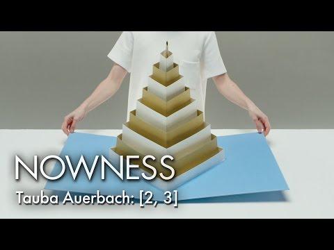 Tauba Auerbach: [2, 3]