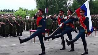 Курсанты МГИМО приняли присягу 02.07.2017