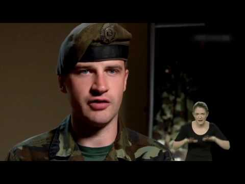 RECRUITS OF THE IRISH ARMY EPISODE 1 OF 2 | 2017. ®