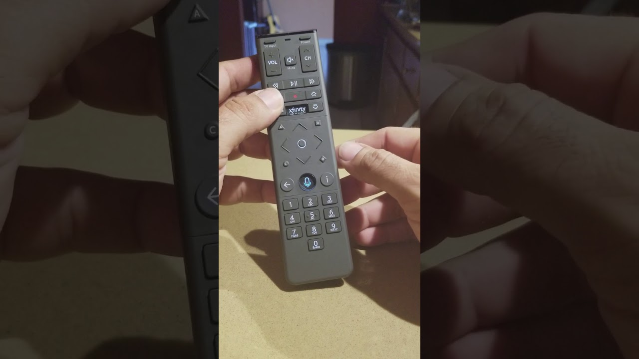 Comcast Xfinity Remote Factory Reset Youtube