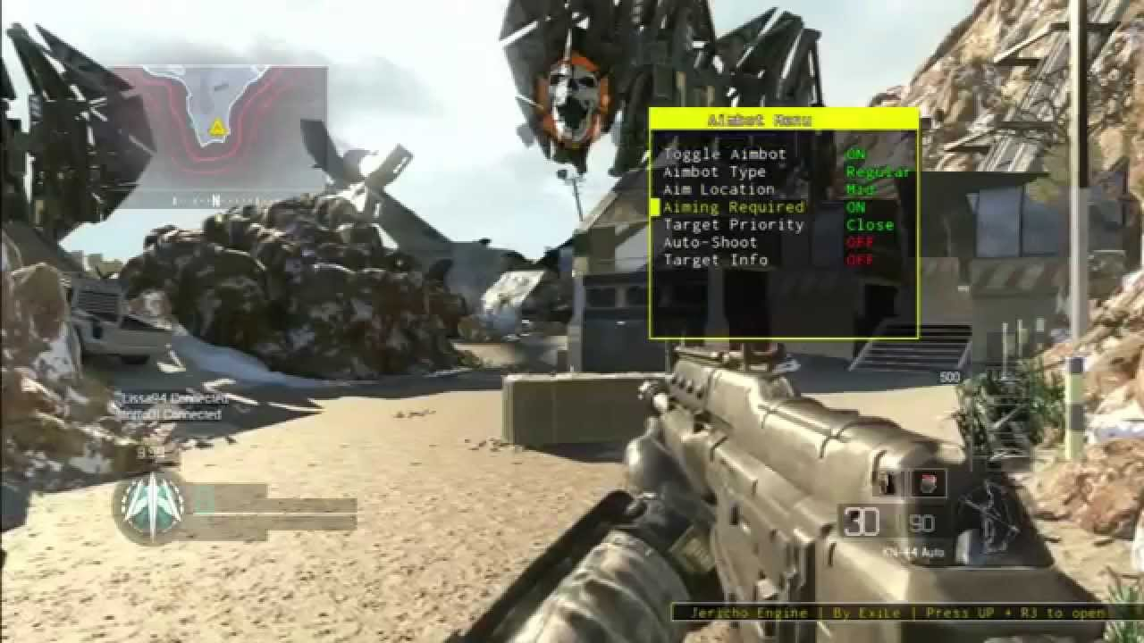 Black Ops 3 Usb Mod Menu Aimbot Non Host No Jailbreack Ofw