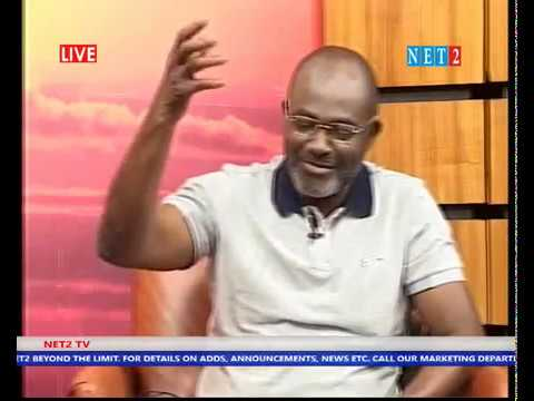 KENNEDY AGYAPONG ON GALAMSEY