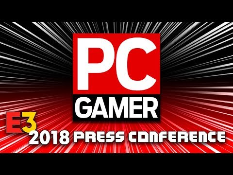 FULL PC GAMER PRESS CONFERENCE [E3 2018] - LIVE REACTION w/runJDrun