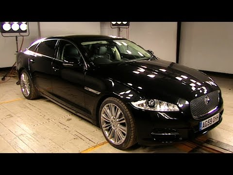 Jaguar XJ Review - Fifth Gear