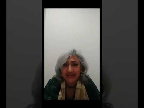 Shikhandin shows us a rainbow of emotions through her poems