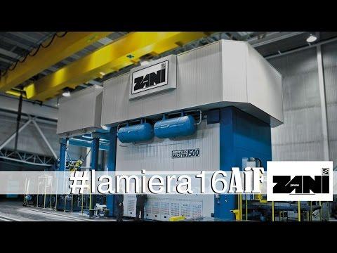 Presse meccaniche per lo stampaggio della lamiera - ZANI