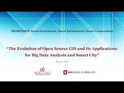 Evolution of Open Source GIS - YouTube