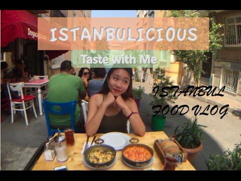Istanbulicious: Taste with me - Istanbul Food Vlog