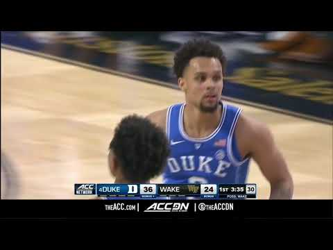 Duke vs Wake Forest College Basketball Condensed Game 2018