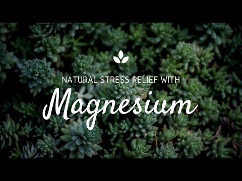 Magnesium - Natures Natural Stress Reducer