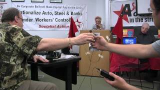 Civil Liberties Under Attack -- Fight Back! Socialism 2011 PART 9