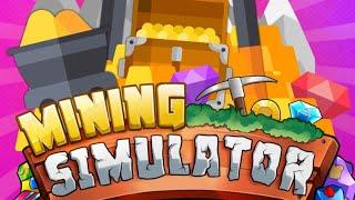 Roblox mining simulator NEW 500M update!