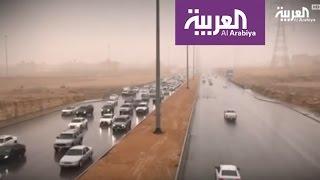 تفاعلكم : غبار الرياض يعيد أغنية محمد عبده إلى الواجهة