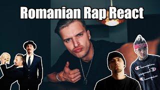 GERMAN reacts to ROMANIAN RAP