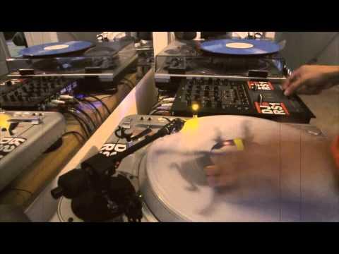 DJ Q-bert Best of Skratchy Seal clear Freestyle Scratch DJRS1