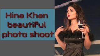 Hina Khan beautiful photo shoot
