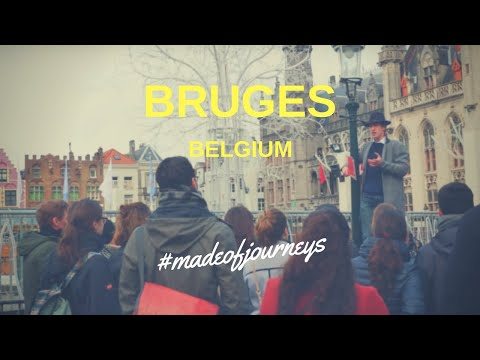 Bruges | Belgium Travel Guide by Made of Journeys
