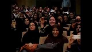 Hasan Reyvandi  Concert 2015   حسن ریوندی  جوک و سوتی دختر و پسرا