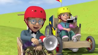 Fireman Sam US |  Norman's Action Movie! 🏎🔥Fireman Sam Best Saves 🔥Kids Movies