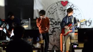 法政大学フォークソング研究会 2014新歓教室ライブ.