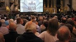 Saint-Sulpice organ, Yves Castagnet plays Bach's Chorale Erbarm dich mein BWV 721(Oct 2016)