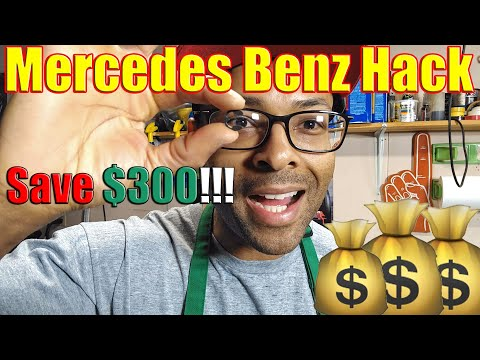 How To Hack Your Mercedes Benz Transmission | Transmission Linkage Fix | S Class W220 722.9