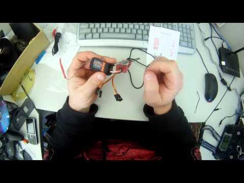 Wireless Sim Setupwith PhoenixRC -V4.0K