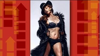 Un-Retouched Cindy Crawford Photo Sparks Body Image Conversation