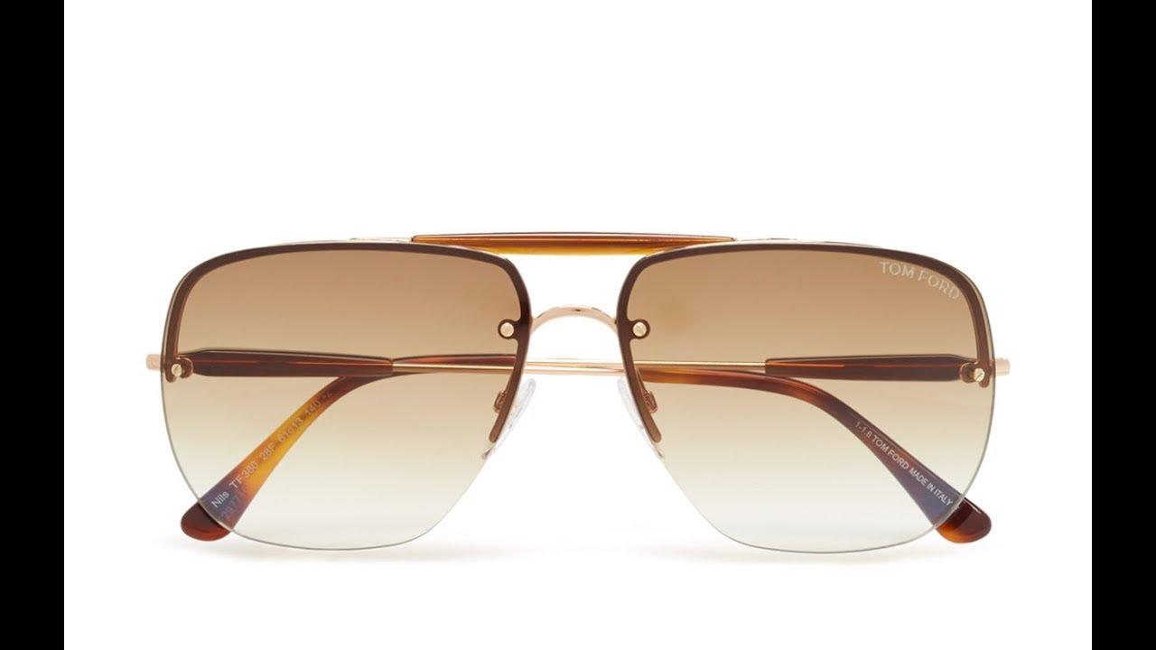 Best Sunglasses Brands For Men 2018 Youtube