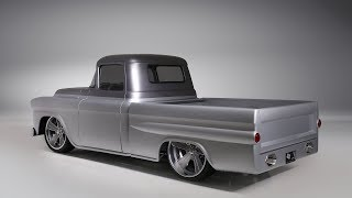 THE ROAD TO SEMA | RMD 1958 Apache