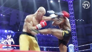 Buakaw vs Yi Long - Fight of the Century
