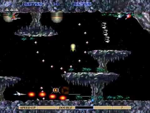 Arcade Longplay [474] Gradius IV: Fukkatsu