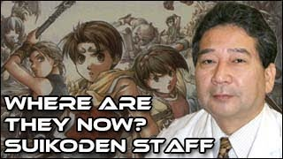 Suikoden Staff - Where are they now?