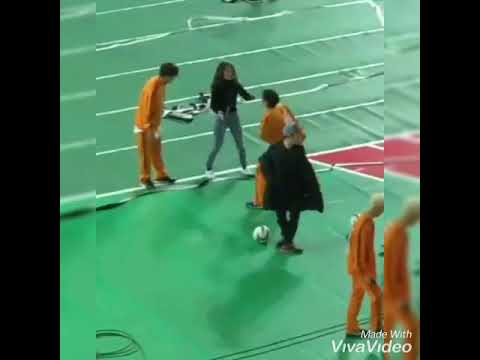iKON Funny Moment in ISAC 2019