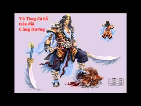 Vo Tong danh ho tren doi Cung Duong