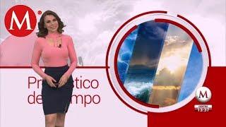 El clima del 11 de diciembre, con Arlett Fernández