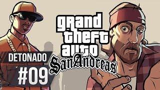 GTA San Andreas - Parte 9: Desejo Incendiário [ Detonado Legendado PT-BR ]