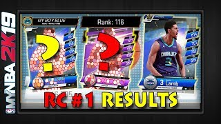 MyNBA2k19   RIVALS CLASH #1 RESULTS: TOP 125   Draft Board Resets & Pull Rates   1ST ELITE PULL  