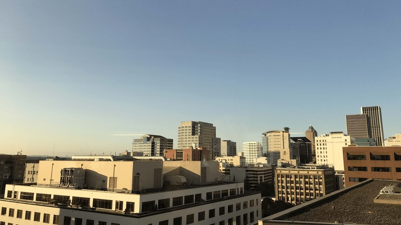 Solar Eclipse Livestream – Portland, Oregon