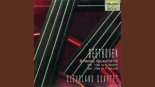 Beethoven: Quartet in A minor, Op. 132: I. Assai sostenuto - Allegro