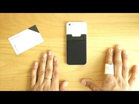 Phone Wallet Universal Credit ID Elastic Pocket ATKOLE